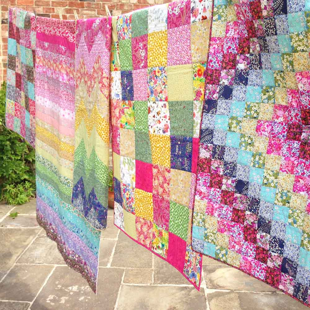 Quilt SOS Pack Liberty Tana Lawn Fabric – Choose Your Own Fabrics!
