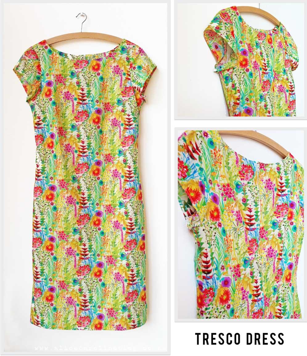 Tresco-mum-dress