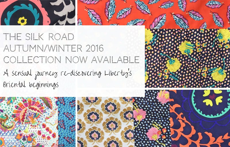 New Silk Road Liberty Collection