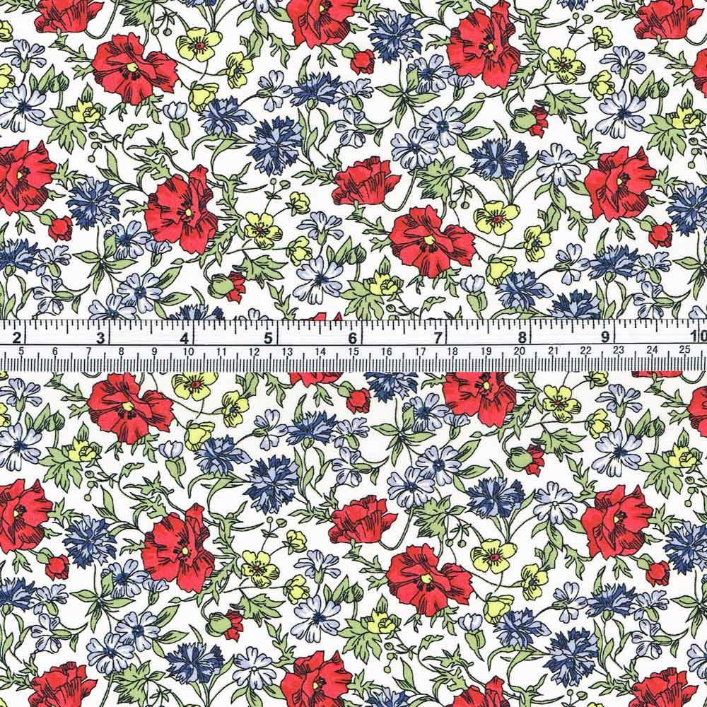 Liberty Tana Lawn Fabric Ballerine D Alice Caroline