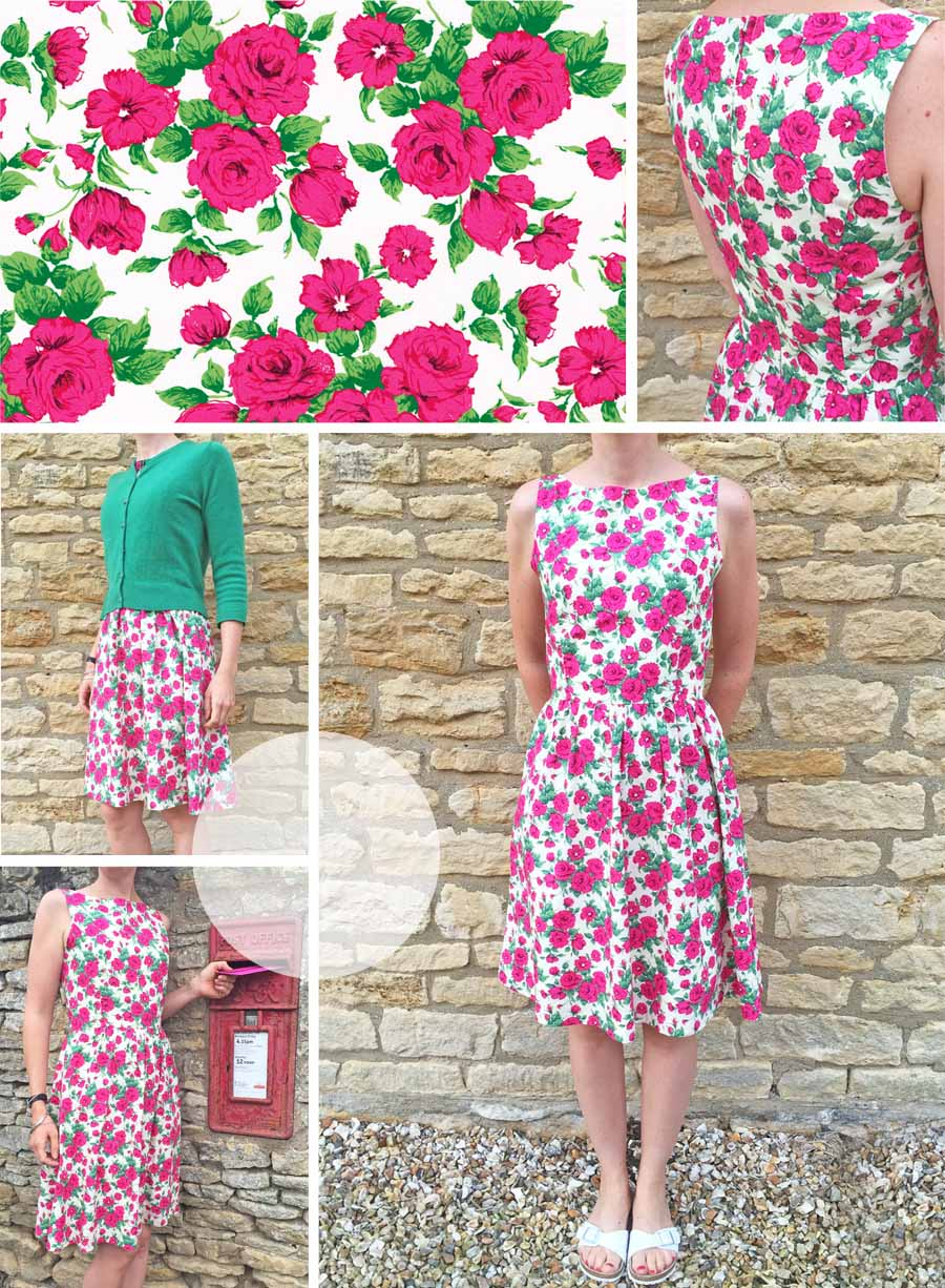 Beautiful Liberty Dress - Carline