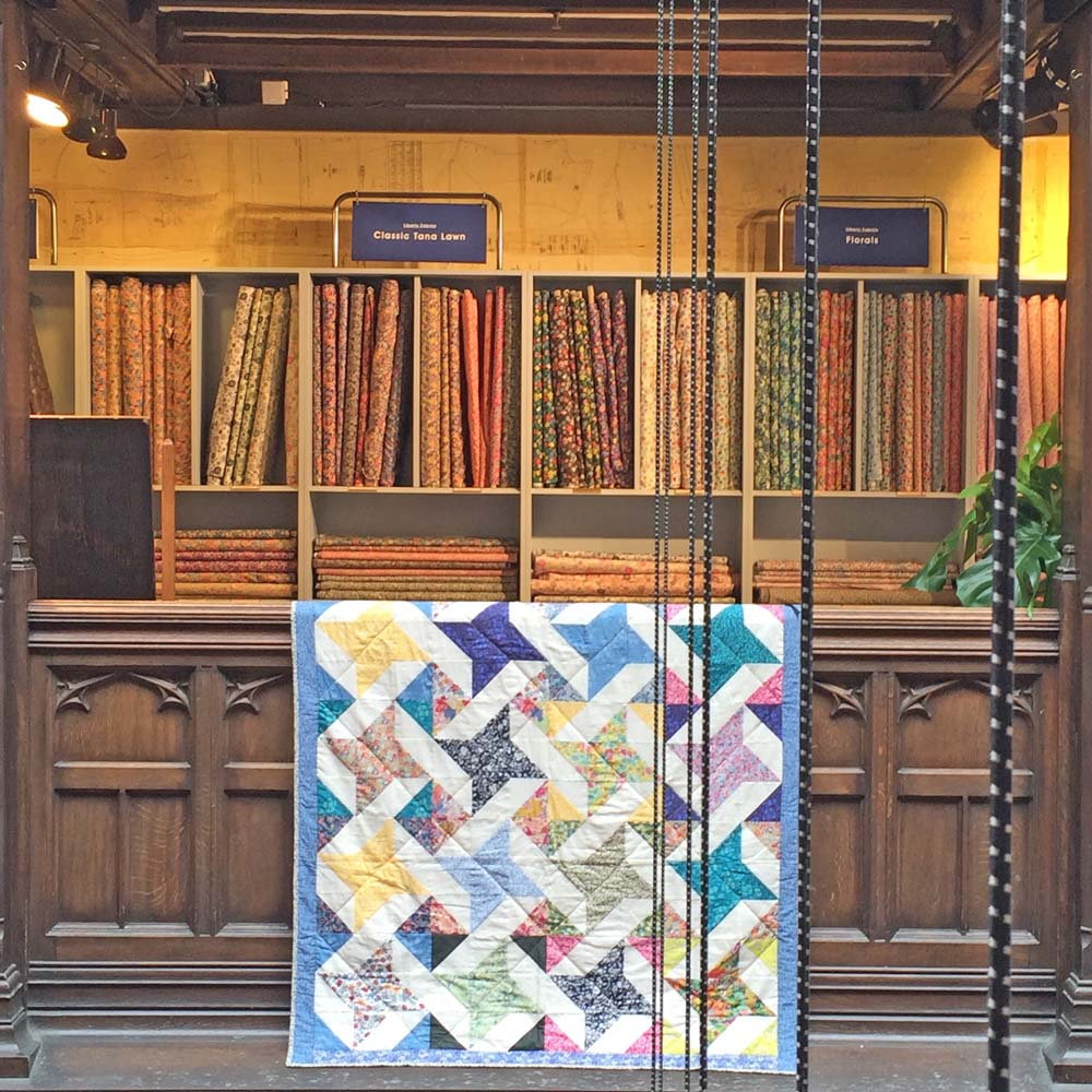 Liberty Quilt SOS Exhibition