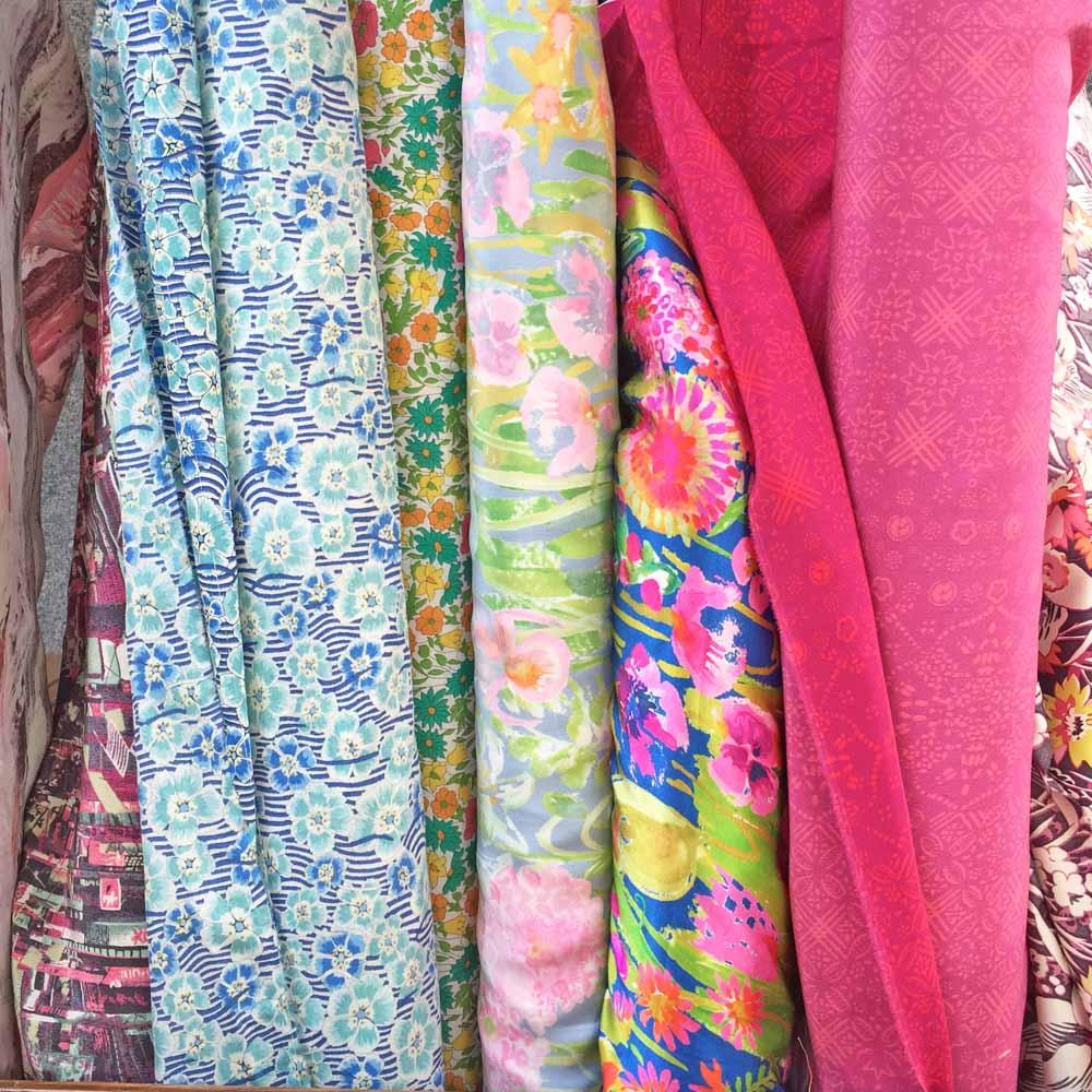 Liberty Silk Sale