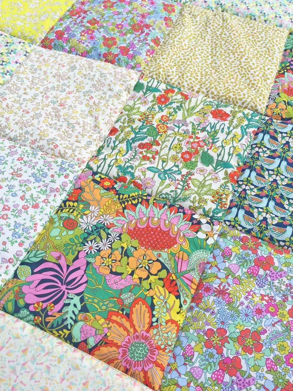 Dreamy cot quilt