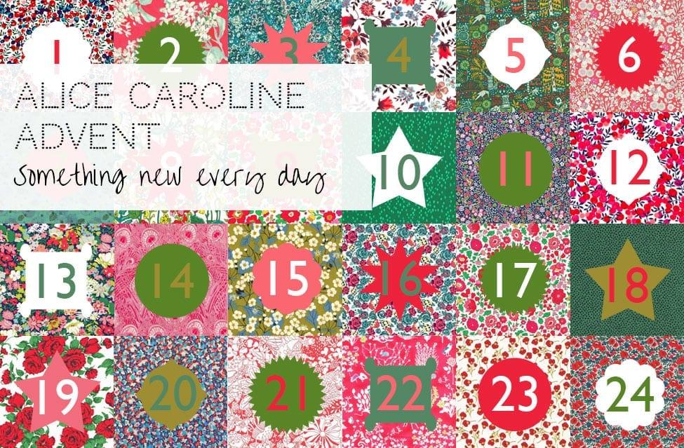 Alice Caroline advent