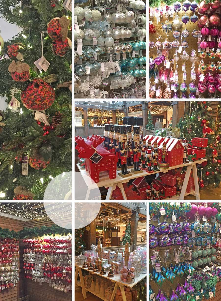 Liberty Christmas Shop