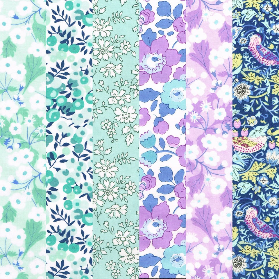 Exclusive Liberty Fabric Collection