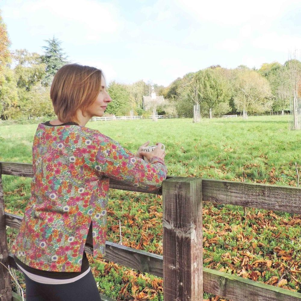 Liberty Fleece Sweater