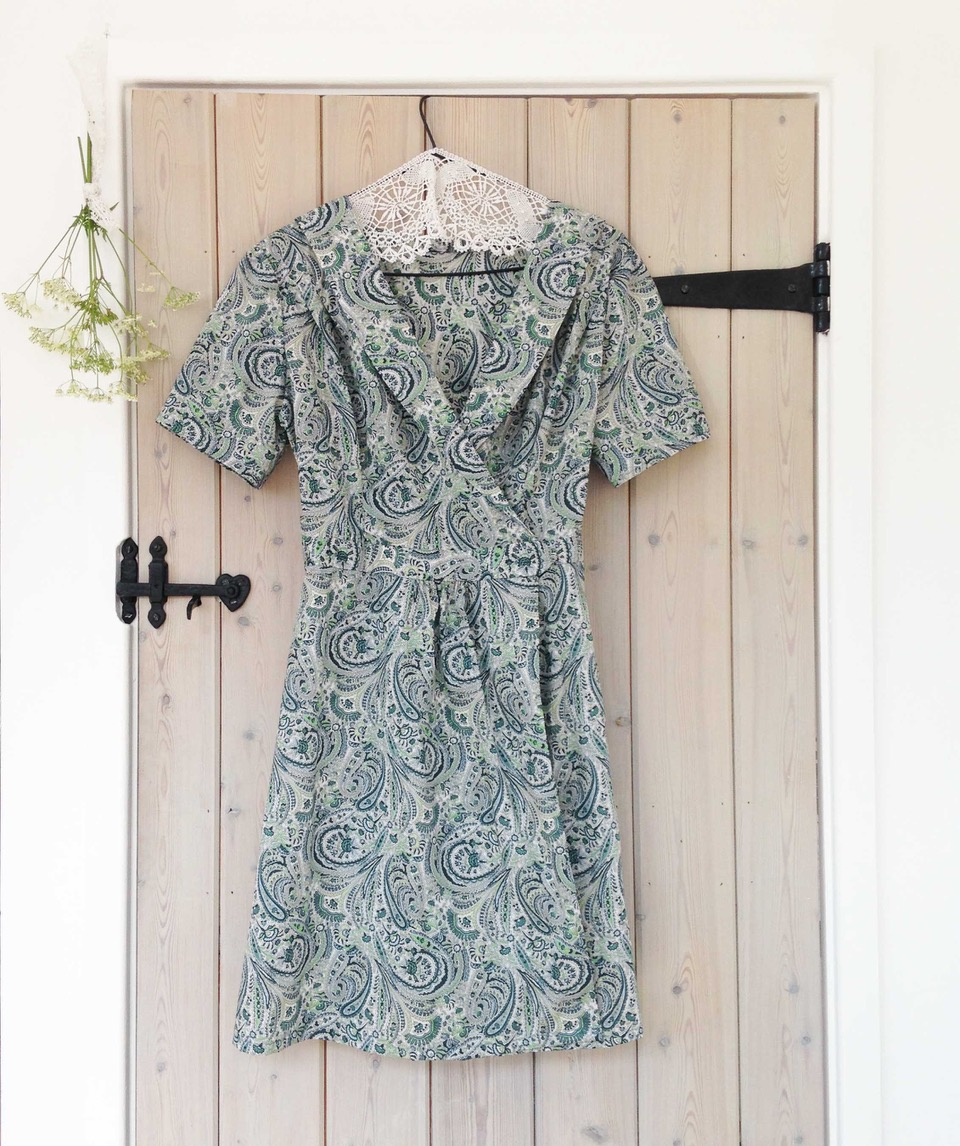 Pretty Paisley Dress