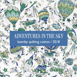 Adventures In The Sky Quilting Fabrics