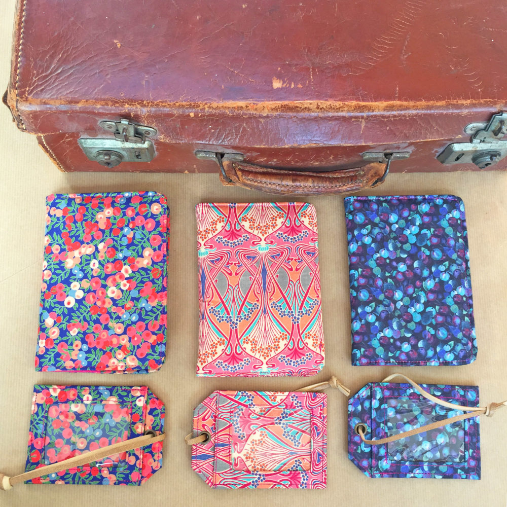 Liberty Luggage Loveliness
