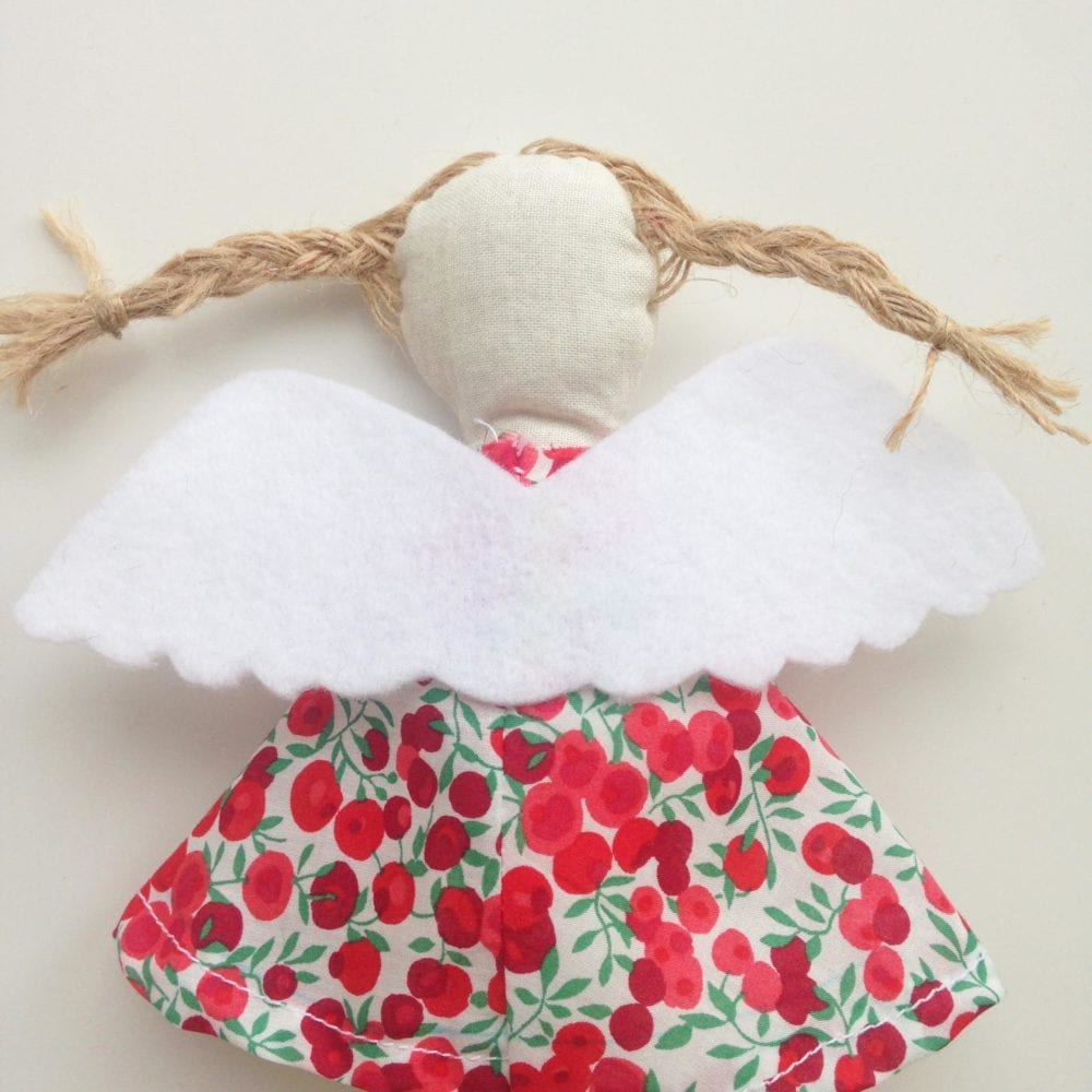Liberty Christmas Fairy
