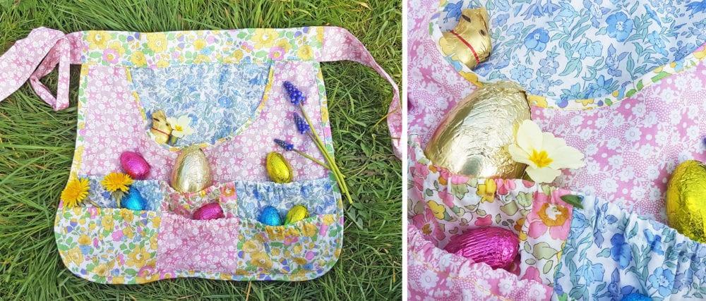 Liberty Easter Pinafore