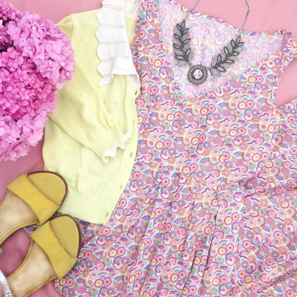 Liberty Maxi Dress