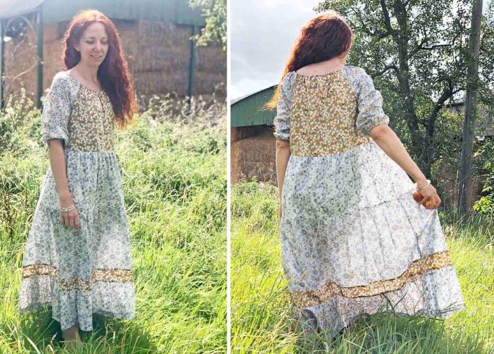 Liberty Boho Dress