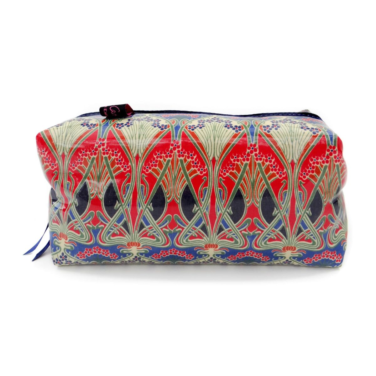 33cbda03d548 Box Cosmetic Bag Ianthe Classic - Alice Caroline - Liberty fabric ...
