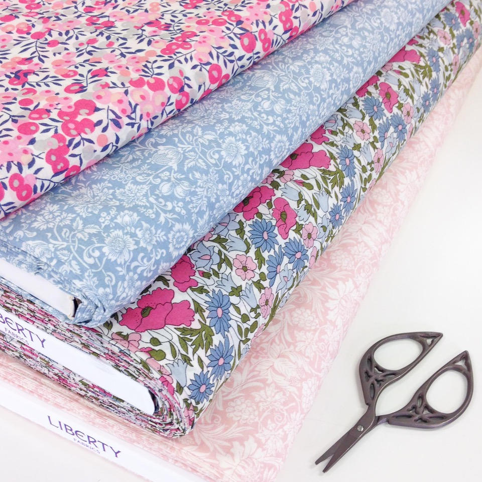 Liberty Fat Quarter Bundles