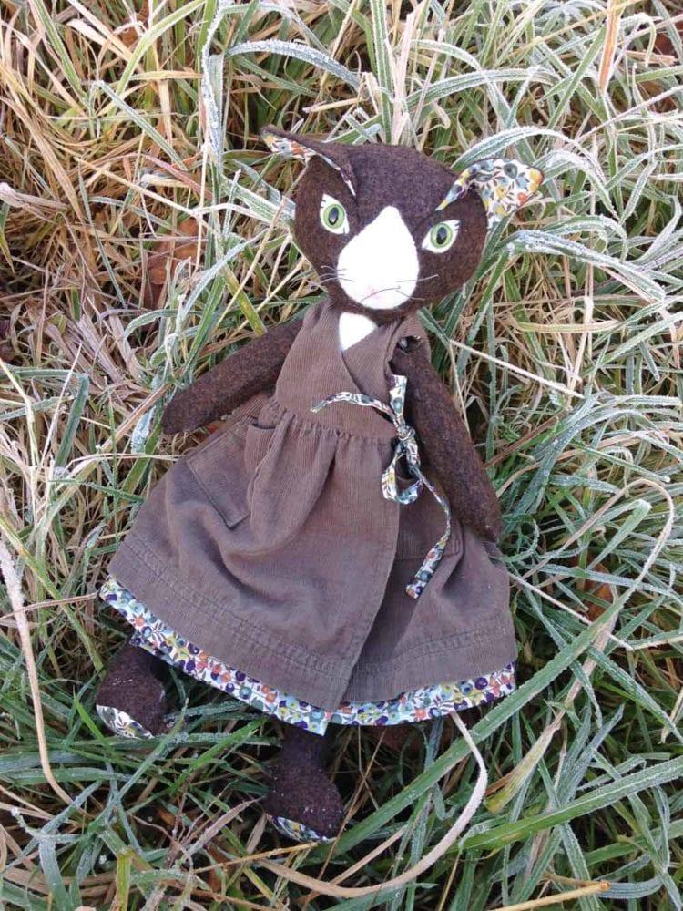 Luna Lapin's Liberty Cat