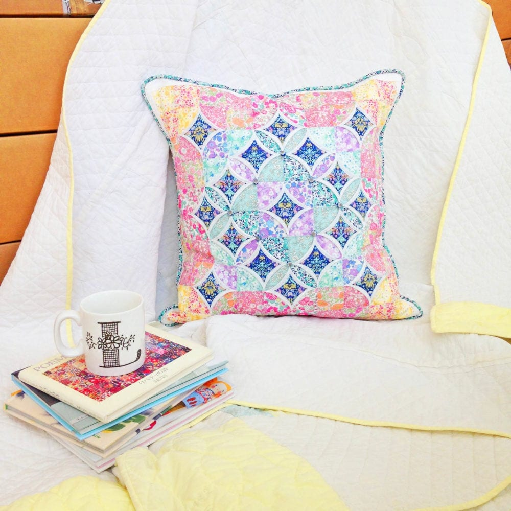 Liberty Cathedral Classic Cushions