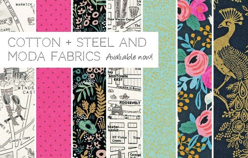 New Fabrics Launch