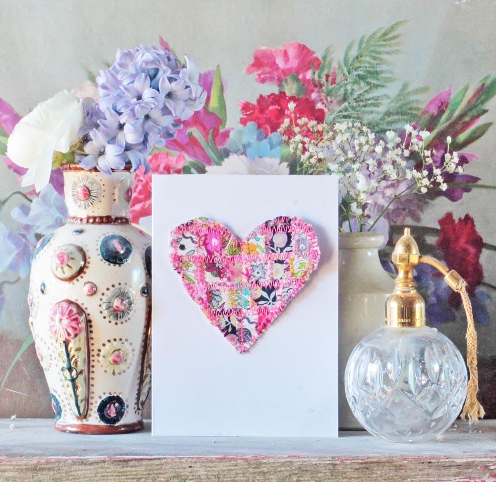 Liberty Valentine Hearts Workshop