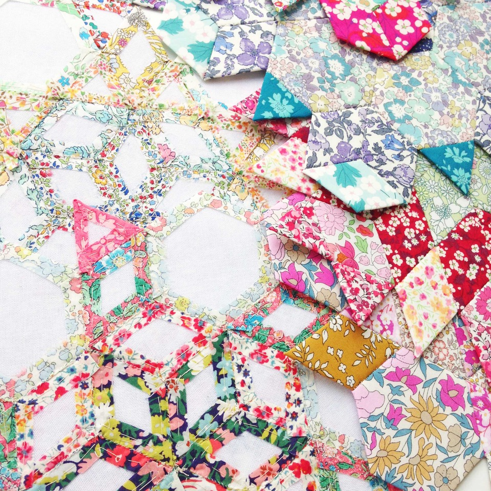 Perfect English Paper Piecing