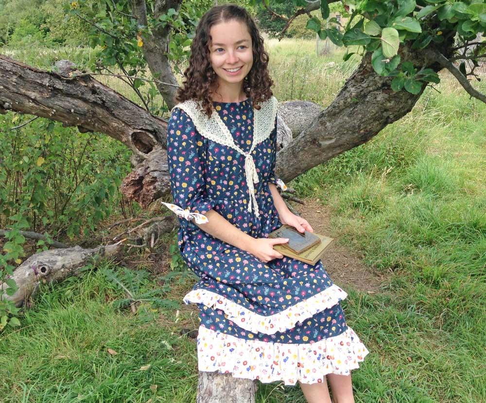 Liberty Devon Petals Dress