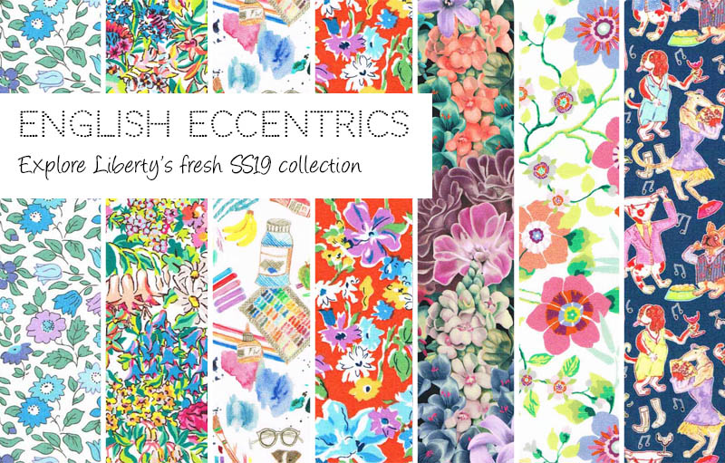 English Eccentrics SS19 Liberty Collection