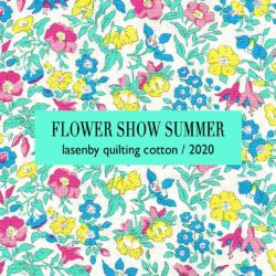 Flower Show Summer Quilting Collection