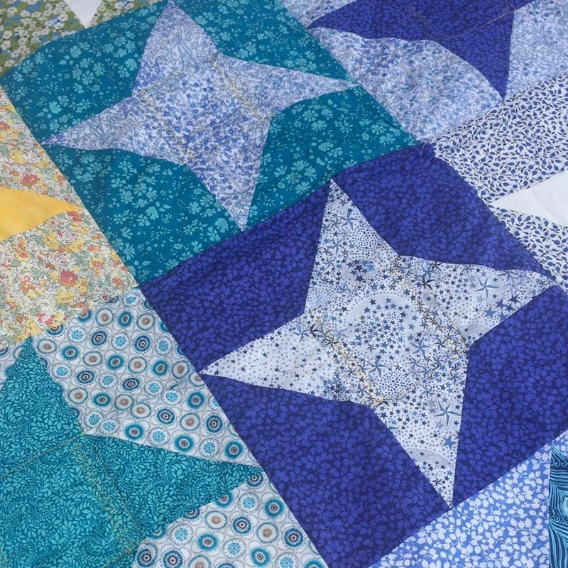 Amazing Liberty Quilts!