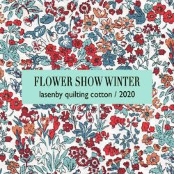 Flower Show Winter Quilting Collection