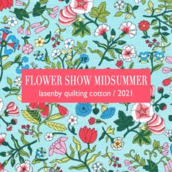 Flower Show Midsummer Quilting Collection