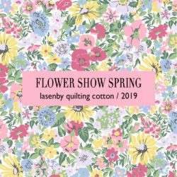 Flower Show Spring Quilting Collection
