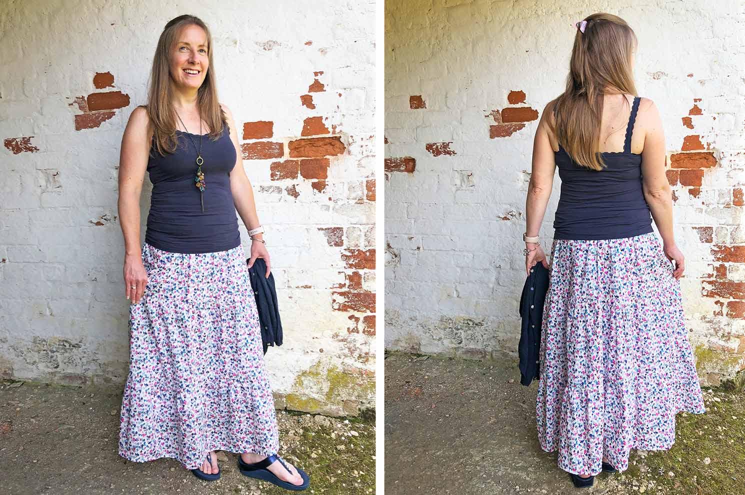 Gorgeous Gypsy Liberty Skirt
