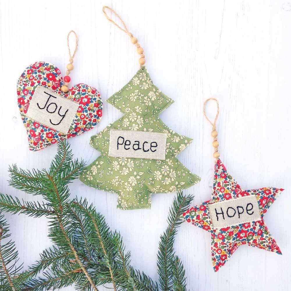 Liberty Christmas Decorations