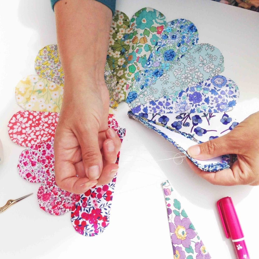 Top Tips For English Paper Piecing