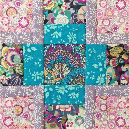Beautiful Patchwork & Fussy Cutting