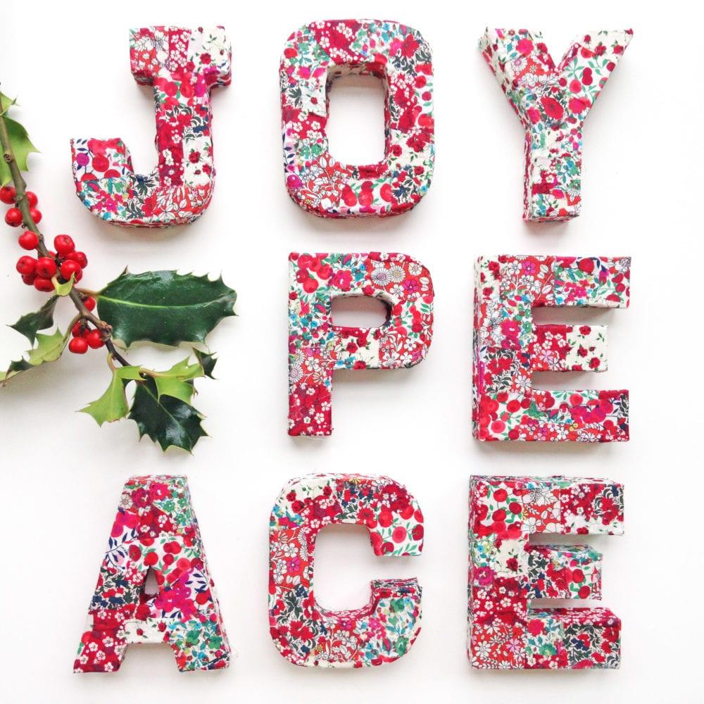 Peace and Joy this Christmas