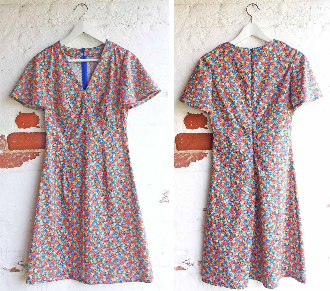 Liberty Midi Dress