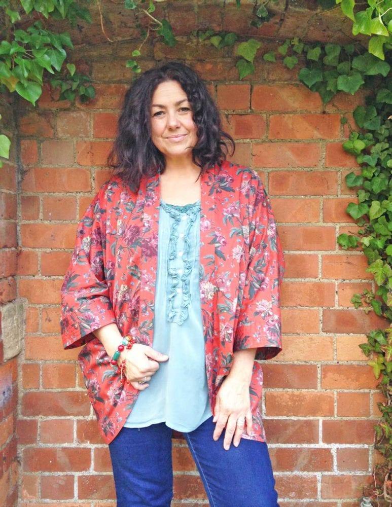 Liberty Kimono Jacket