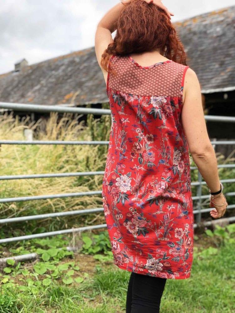 Liberty Dress for Autumn Winter 2019