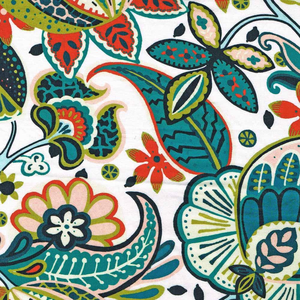 Floral Interior Fabric 3