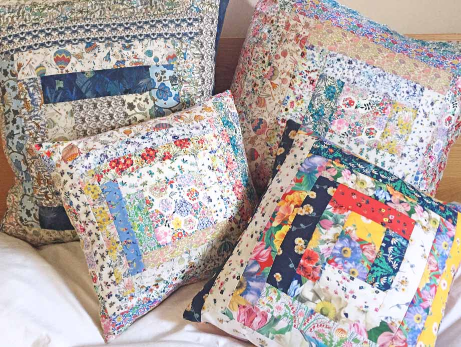 Liberty Floor & Scatter Cushions