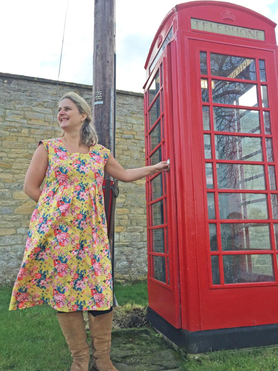Liberty Summer Dress