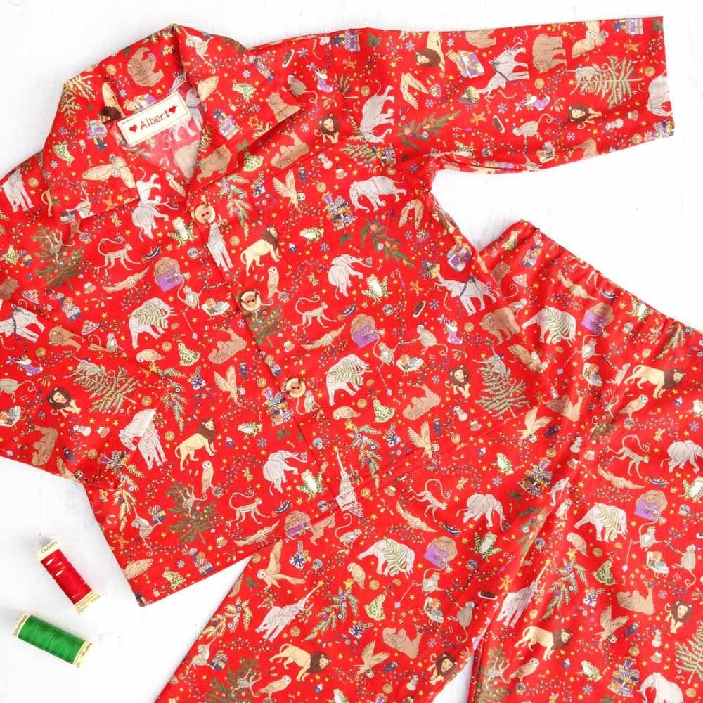 Liberty Children's Pyjamas
