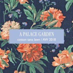 A Palace Garden AW18