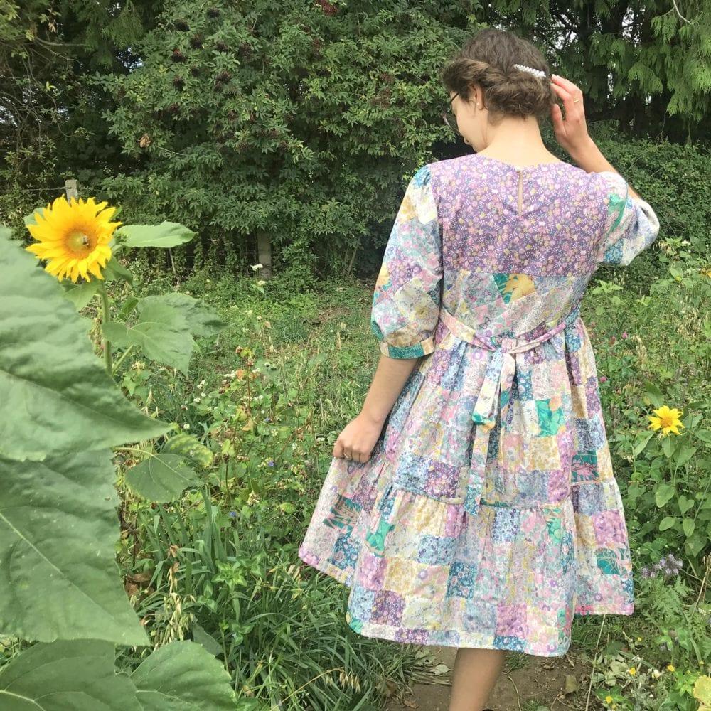 Liberty Patchwork Dress