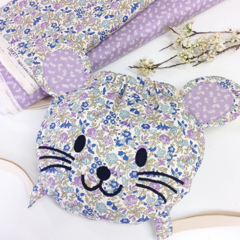 Cute Animal Bag Pattern
