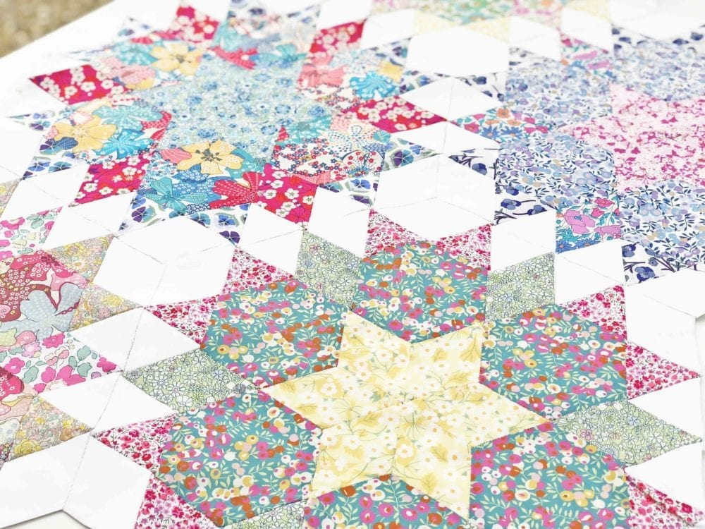 Liberty Radiant Stars Quilt