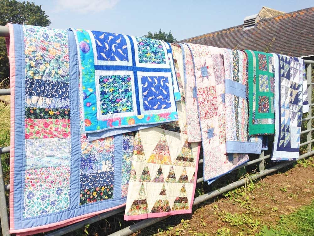 Charity Liberty Quilts